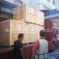 厂家推荐-南海夹板木箱-实木夹板可拆卸木箱-托盘免薰蒸木箱