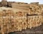 批发优质工程口料实木建筑木方打包条桥梁建筑用料各种大小木方