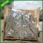 出口木包装箱定做免熏蒸木质箱子围板箱钢带木箱真空包装厂家佛山