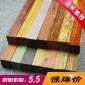 佛珠木料 手链料手串材料2.2*2.2*30 小叶紫檀木条原木方厂家批发