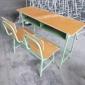 中小学生课桌椅-双人课桌椅 学习桌椅