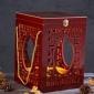 白酒木盒三斤仿古酒坛包装盒1斤3斤5斤礼品盒五斤镂空酒盒定做