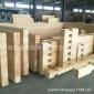 厂家直销重型木屋 墙体料胶合木屋料工程料木屋别墅防腐生态料