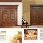 实木复合烤漆套装门/原木门/室内木门 pvc免漆门 家装门厂家定制