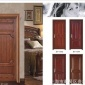杉木门实木套装门 生态烤漆门 复合建筑材料实木门定制批发GL-44