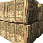 木砖青泉牌防腐木砖50*80*120门窗预埋木方厂家直销