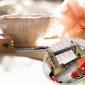 韦柯  *热卖创意欧美隔热垫 杯垫餐垫会所茶杯垫防烫杯子垫