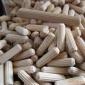 [大量优惠]供应各种规格家具用实木木榫-木销(荷木-榉木)