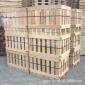生产供应周转木箱 可拆卸免熏蒸木箱 广州免熏蒸夹板木箱