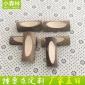 杂木磨圆桩 半圆切小木桩 原木工艺品diy手工装饰摆件 可定制加工
