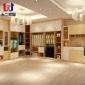 厂家直销多层实木夹板简约储物柜 中式实木储物柜定制批发