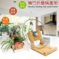 折叠锅盖架竹制多功能锅盖架可立式置物架厨房用品